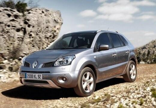 Renault Koleos 2010-2011