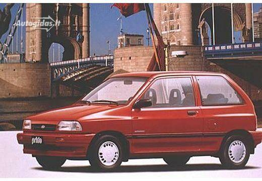 Kia Pride 1997-2000