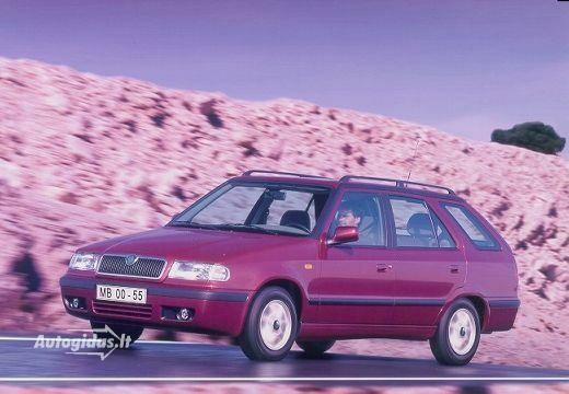 Skoda Felicia 1998-2001