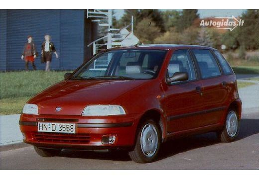 Fiat Punto 1999-2000
