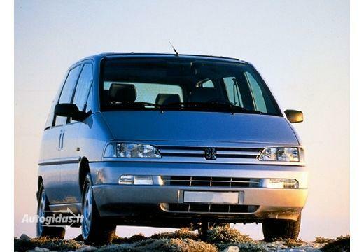 Peugeot 806 2000-2002