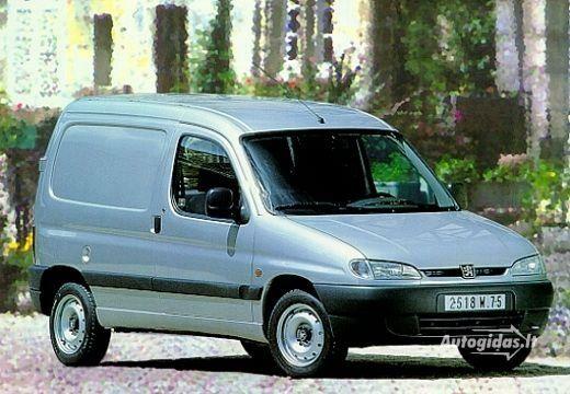 Peugeot Partner 2000-2001