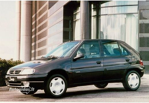 Citroen Saxo 1996-1998