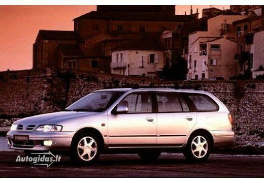 Nissan Primera 1998-1999