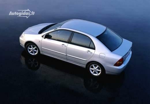 Toyota Corolla 2002-2004