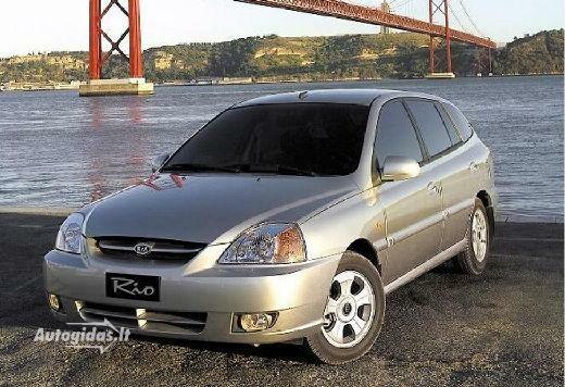 Kia Rio 2002-2005