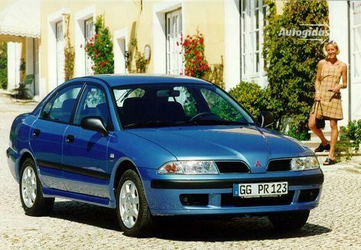 Mitsubishi Carisma 2000-2003