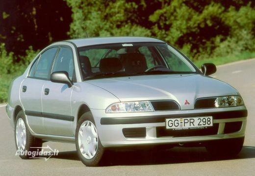 Mitsubishi Carisma II 1 8 GDI Elegance 2000-2003