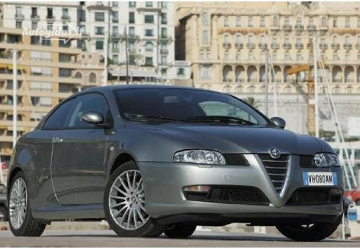 Alfa Romeo GT 2006-2009