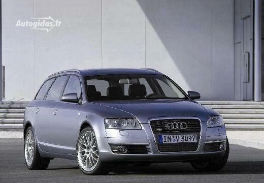 Audi A6 2006-2008