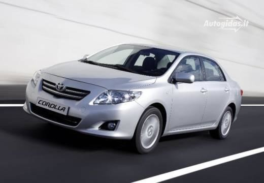 Toyota Corolla 2007-2010