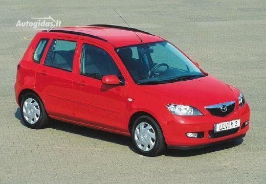 Mazda 2 2007-2007