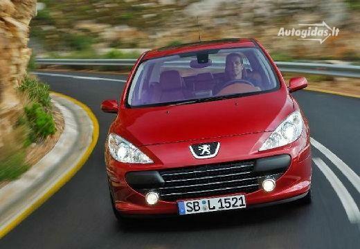 Peugeot 307 2007-2008