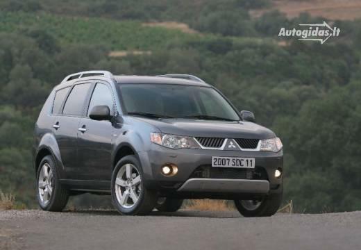 Mitsubishi Outlander 2009-2010