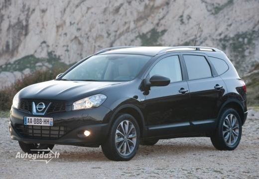 Nissan Qashqai 2010-2011