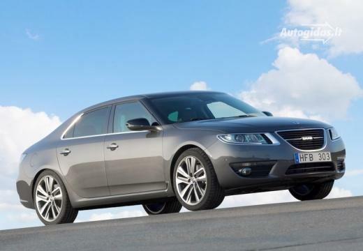 Saab 9-5 2010