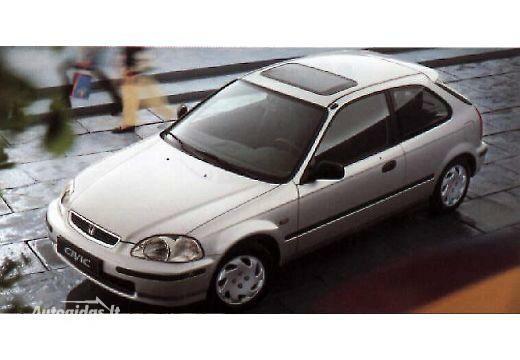 Honda Civic 1996-1999