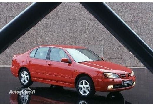 Nissan Primera 2000-2002