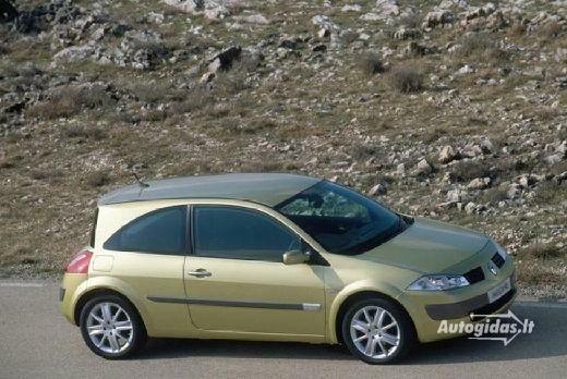 Renault Megane 2002-2005