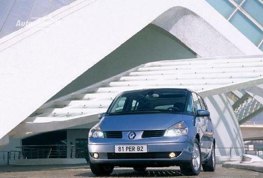 Renault Espace 2005-2006