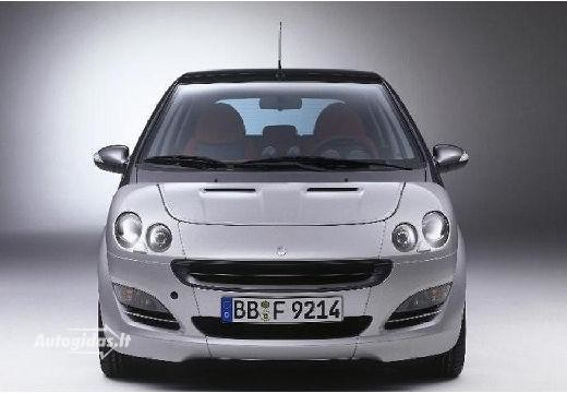 Smart Forfour 2005-2006
