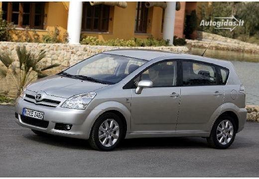 Toyota Corolla 2005-2007