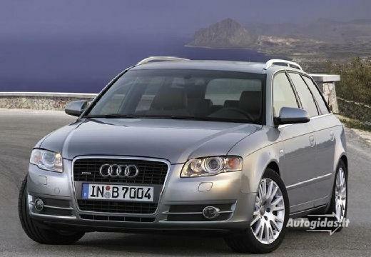 Audi A4 2006-2008
