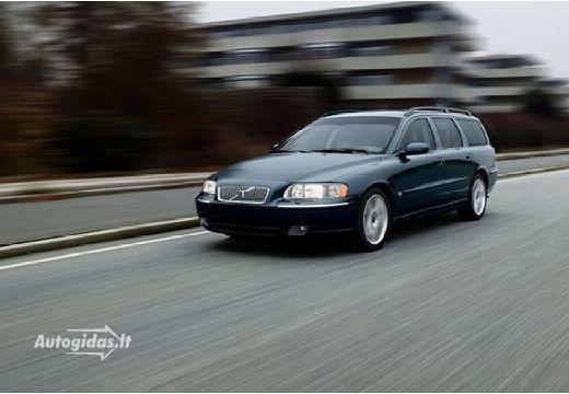 Volvo V70 2006-2007