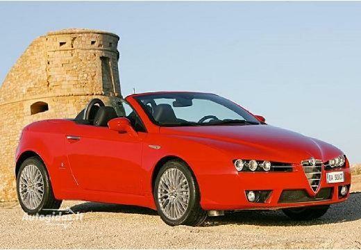 Alfa Romeo Spider 2007-2008