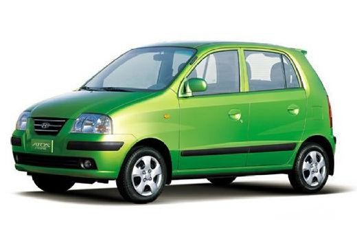 Hyundai Atos 2007-2008