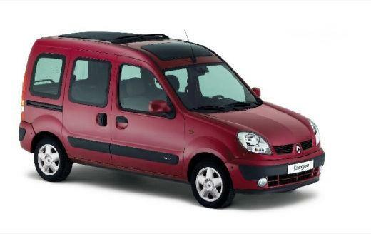 Renault Kangoo 2006-2007