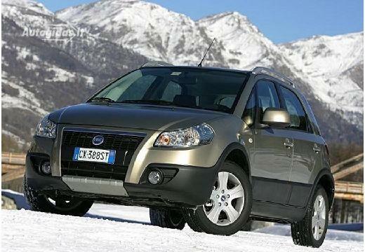 Fiat Sedici 2007-2009