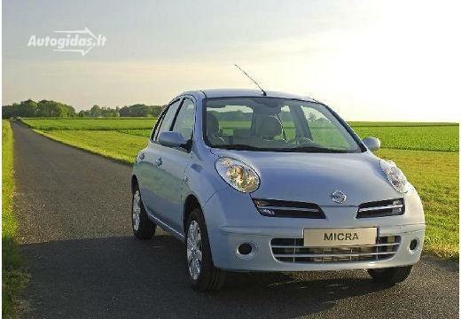 Nissan Micra 2007-2008