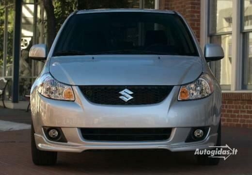 Suzuki SX4 2008-2009