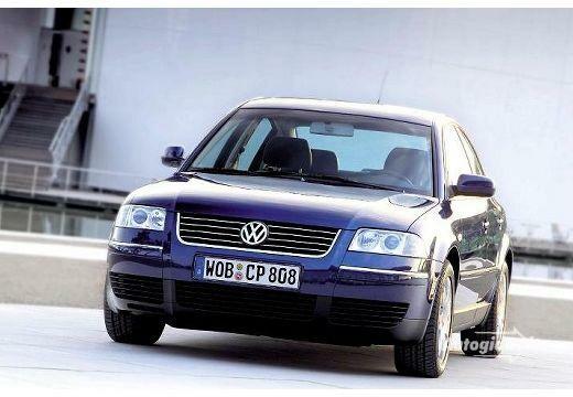 Volkswagen Passat 2003-2004
