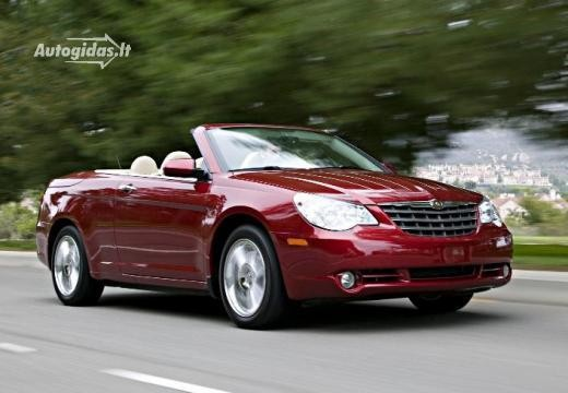 Chrysler Sebring 2008-2009