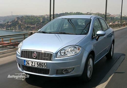 Fiat Linea 2008-2009