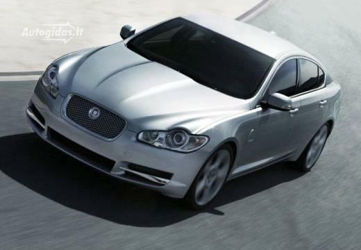 Jaguar XF 2010-2011