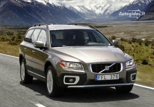 Volvo XC 70 2010-2012