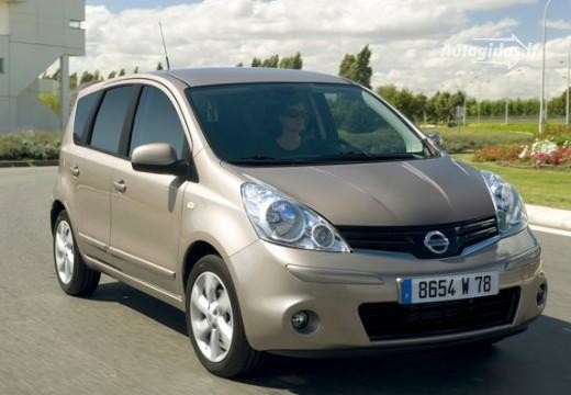 Nissan Note 2010-2012