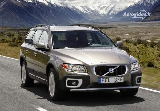 Volvo XC 70 2011-2012