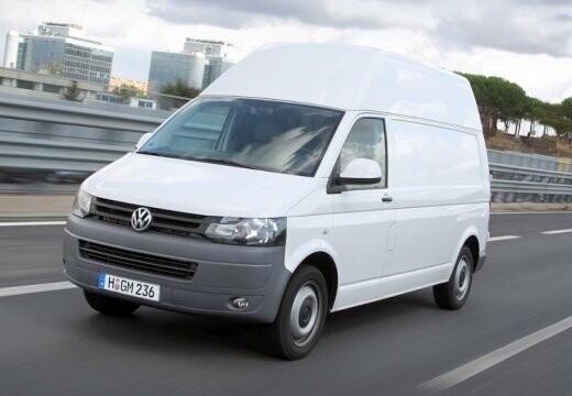 Volkswagen Transporter 2011-2012