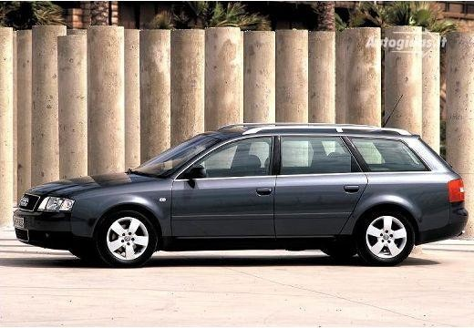 Audi A6 2001-2002
