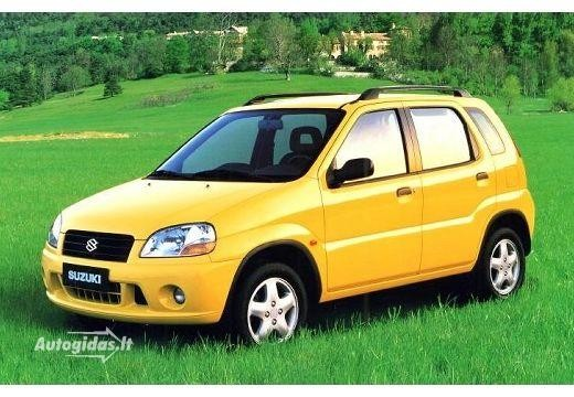 Suzuki Ignis 2001-2003