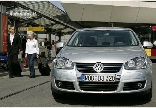 Volkswagen Jetta 2005-2007
