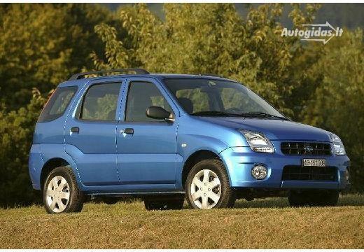 Subaru Justy 2006-2007