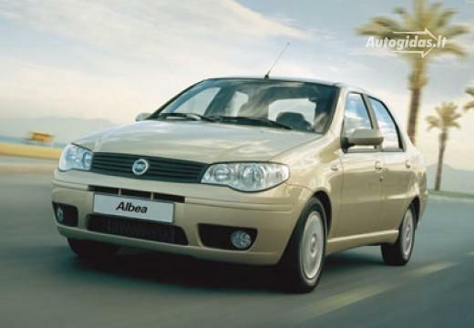 Fiat Albea 2006-2008