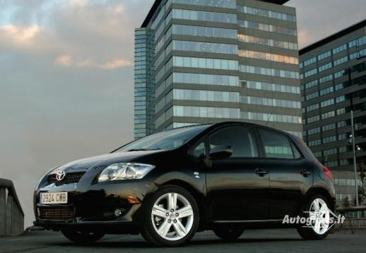 Toyota Auris 2007-2008