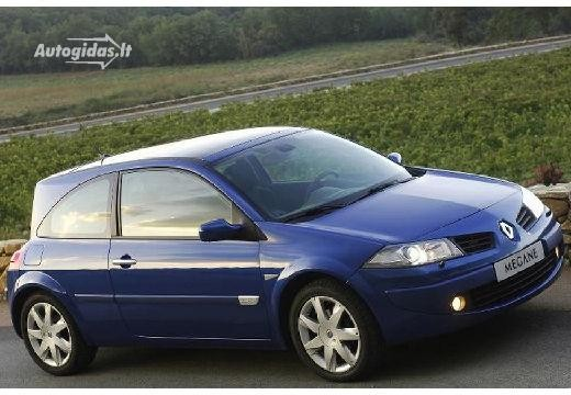 Renault Megane 2007-2008