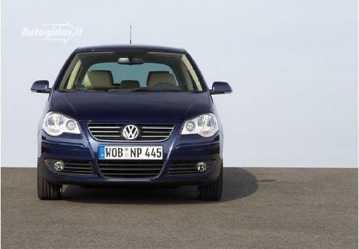 Volkswagen Polo 2006-2007